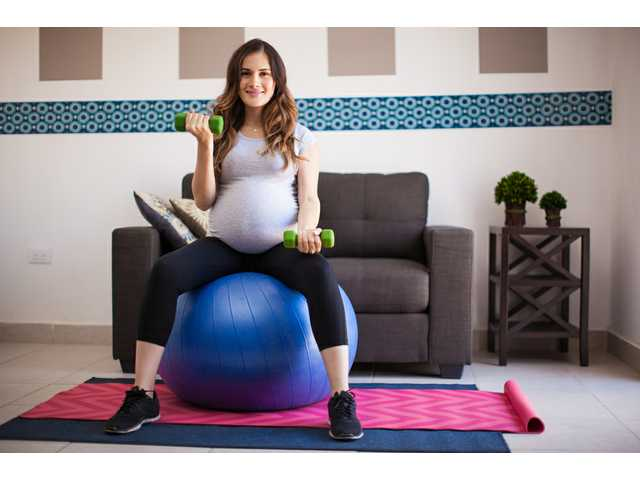 Why and how pregnant women should work out