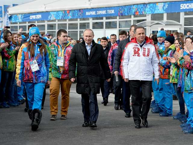 Russia assailed in report for doping program beyond Sochi
