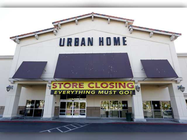 Urban Home closing its Stevenson Ranch store