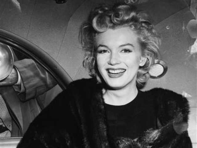 Marilyn Monroe's tresses and dresses going up for auction