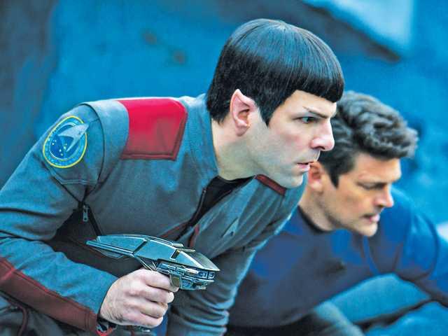 'Star Trek Beyond' is a whiz-bang sci-fi adventure