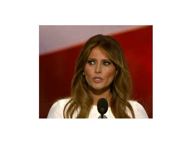 Will this key line in Melania Trump's GOP Convention speech help put minority faiths at ease?