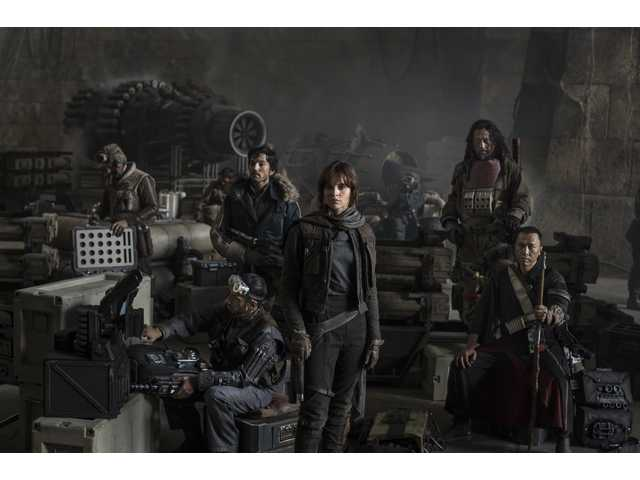 Why 'Rogue One' will be more than just another new Star Wars movie