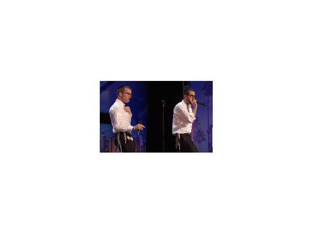 Orthodox Jewish beatboxers compete on 'America's Got Talent'