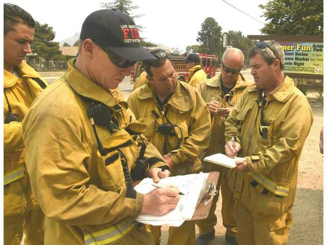 UPDATE: New evacuations ordered in Canyon Country
