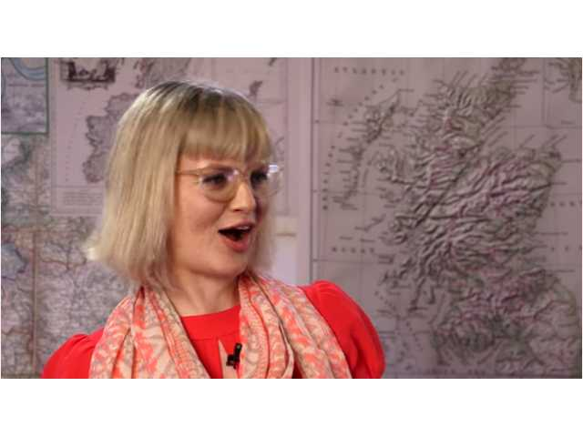 Have You Seen This? 1 woman, 17 British accents