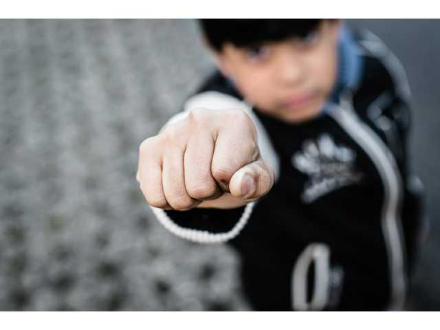 Psychologist makes case for teaching kids to punch back