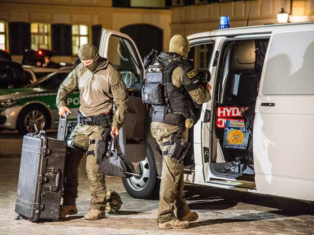 IS attacker: Germans 'won't be able to sleep peacefully'