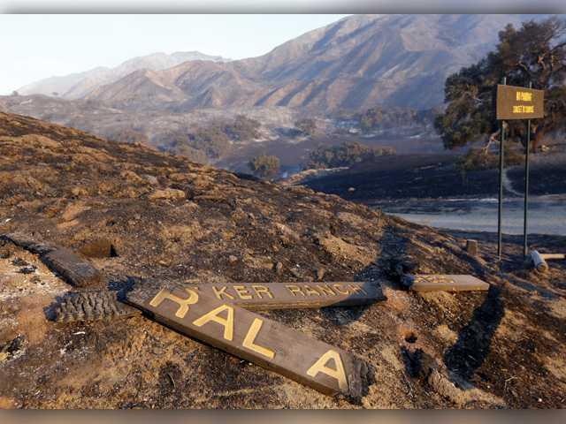 Placerita Canyon Nature Center survives Sand fire