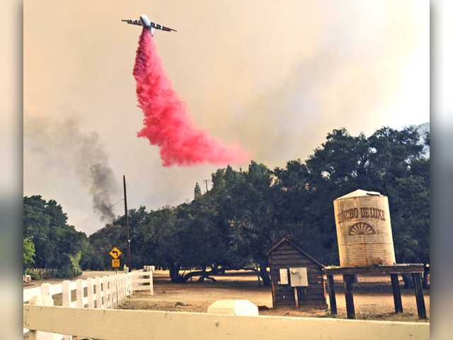 Decisions in a flash: Was response slow to Sand fire?