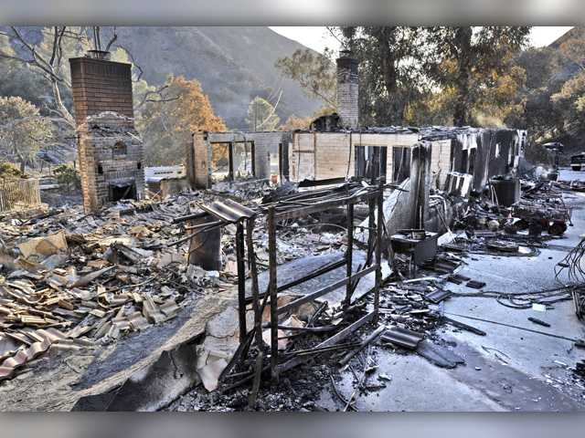 Some assistance coming soon for Sand fire victims