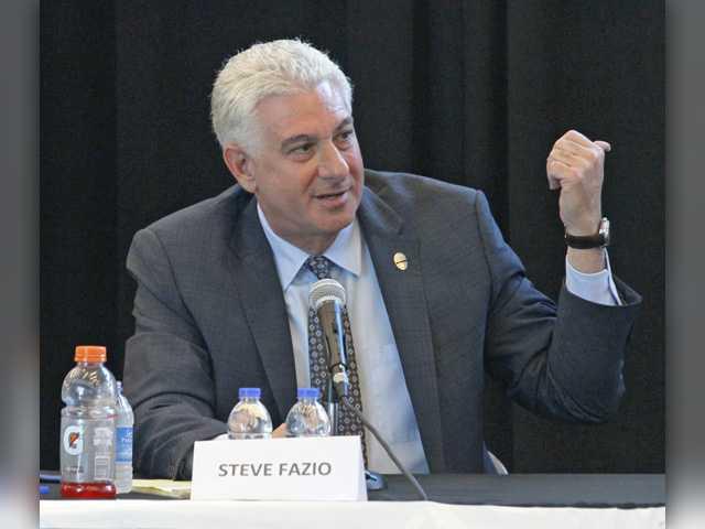 State Senate candidates debate at COC