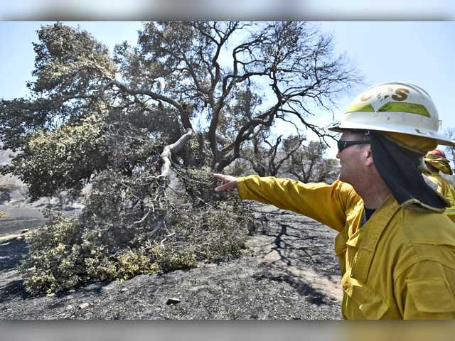 UPDATE: Sand fire 65 percent contained; cost still undetermined