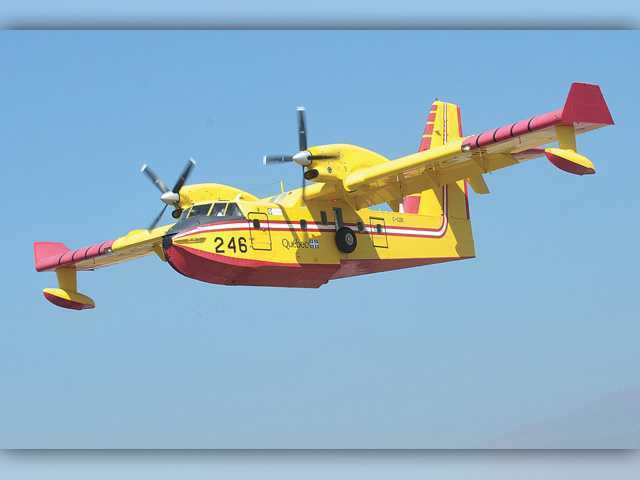 County considers purchasing Super Scoopers