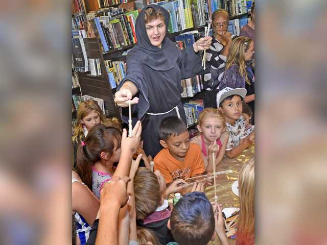 Store celebrates Harry Potter, literacy with wizarding event