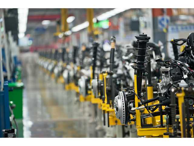 What politicians aren't saying about declining manufacturing jobs