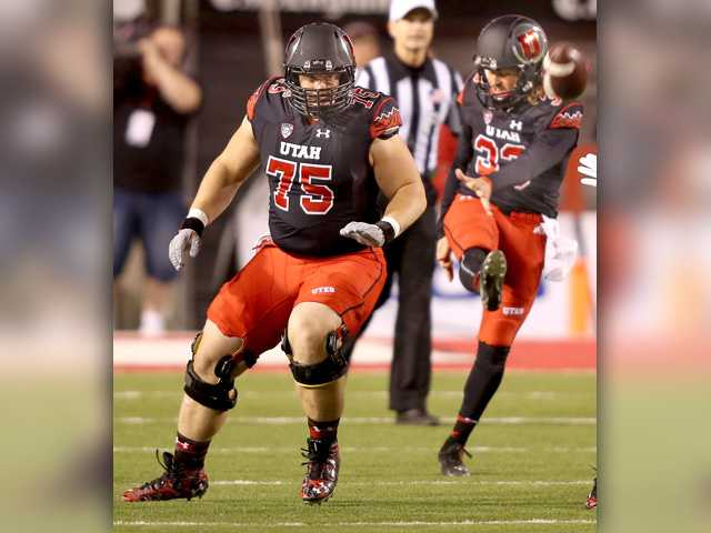 West Ranch grad has worked way to scholarship, bigger role at Utah