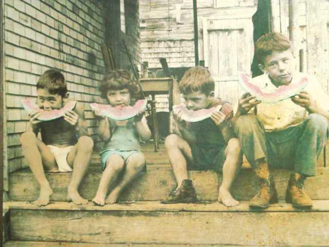 (L-R) Billy Louvat, Judy Louvat, Rene Louvat, and Bob Louvat. Courtesy photo