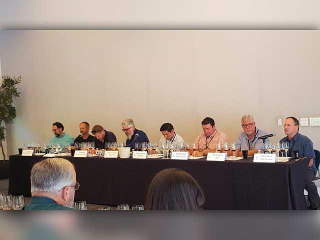 The Rhone Rangers seminar.