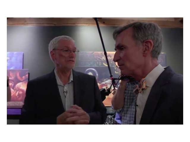 bill nye and ken ham morality and the