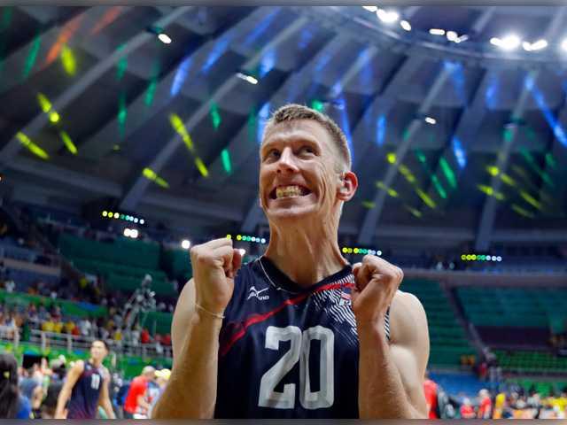 US men's volleyball reaches Rio semis