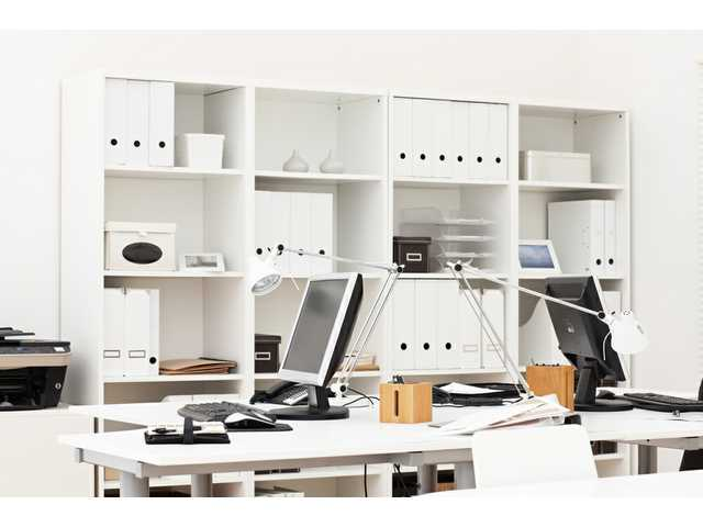How changing your workspace can mean greater productivity