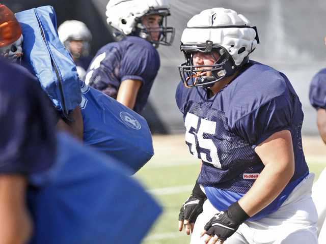 2016 Football Training Camp Series: Saugus High