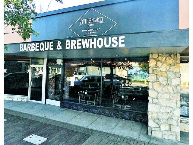 Southern Smoke BBQ & Brewhouse in Old Town Newhall is adding new dining space, expanding its kitchen and building an on-site brewery.