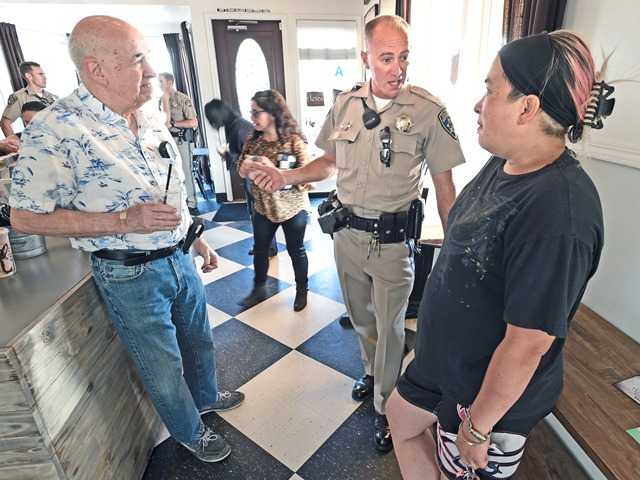 CHP recruits meet those they serve
