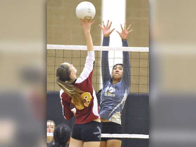 Highland too tall a task for Grizzlies girls volleyball
