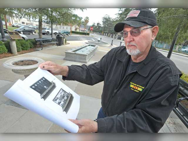 War memorial donations sought