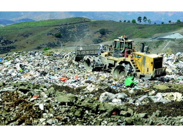 Proposal creates a potential diversion of refuse to Chiquita Canyon Landfill