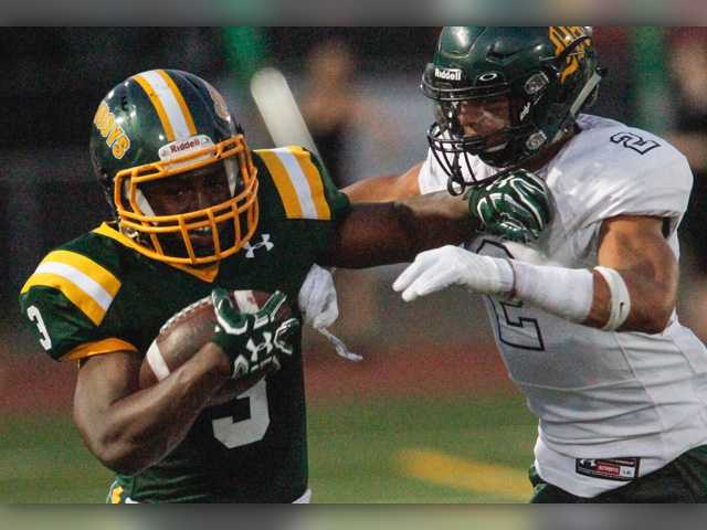 Canyon football opener turns sour