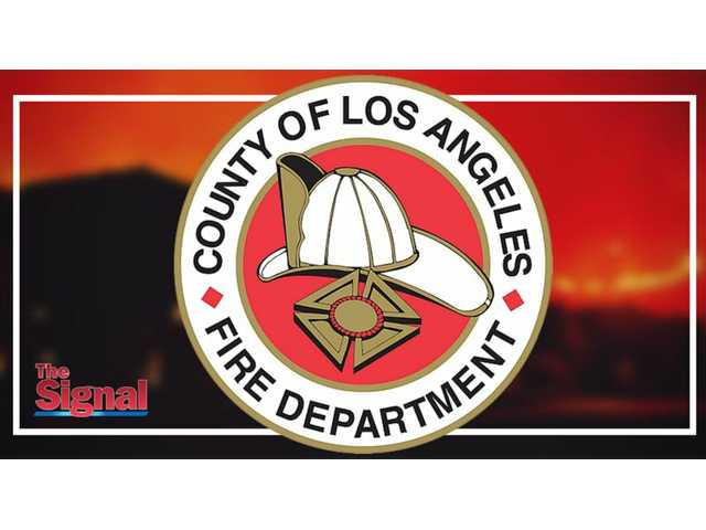 Brush Fire held to one and a half acres near Highway 14