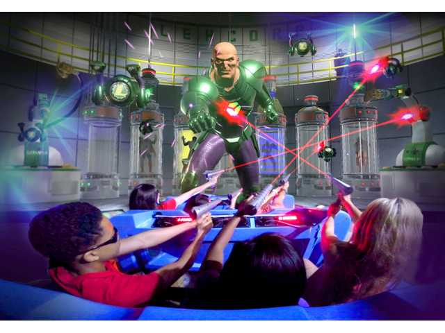 Six Flags Magic Mountain announces new attraction for 2017