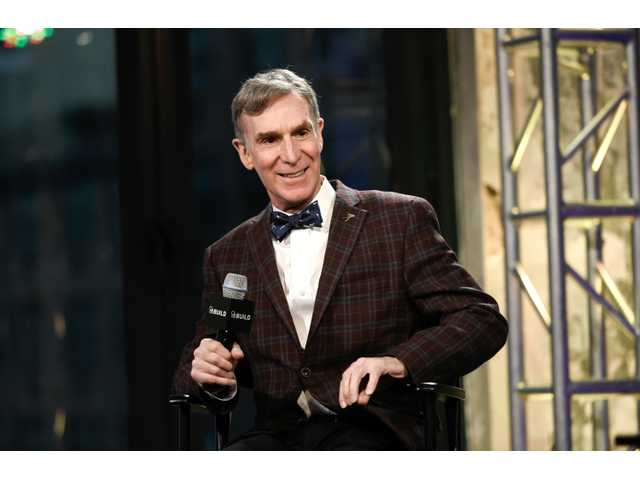 science bill nye is set to get his own talk show