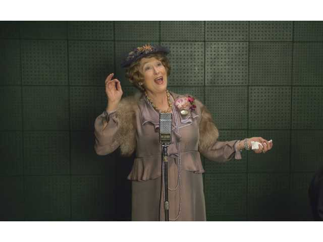 No one can say Florence Foster Jenkins didn't sing