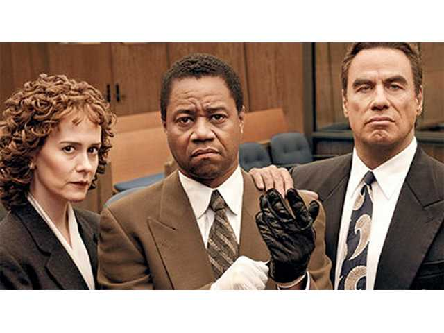 The riveting courtroom miniseries 'People v. O.J. Simpson' now on DVD