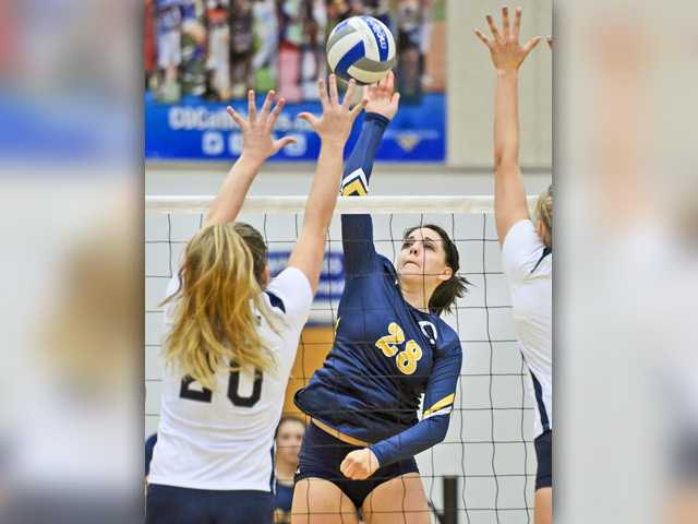 COC Insider: Brown honored for all-purpose play, volleyball on a roll