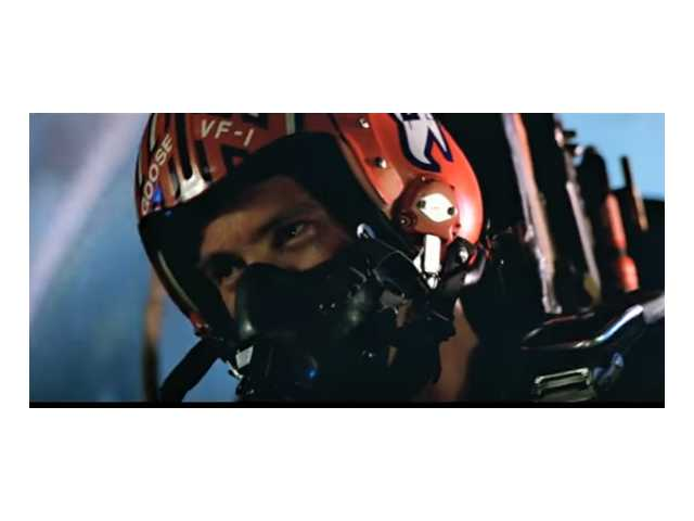 Have You Seen This? Recreating the 'Top Gun' photo scene