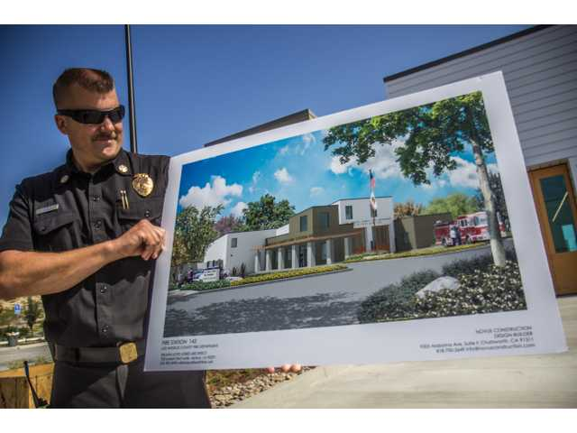 SCV's newest fire station slated to open Oct. 1