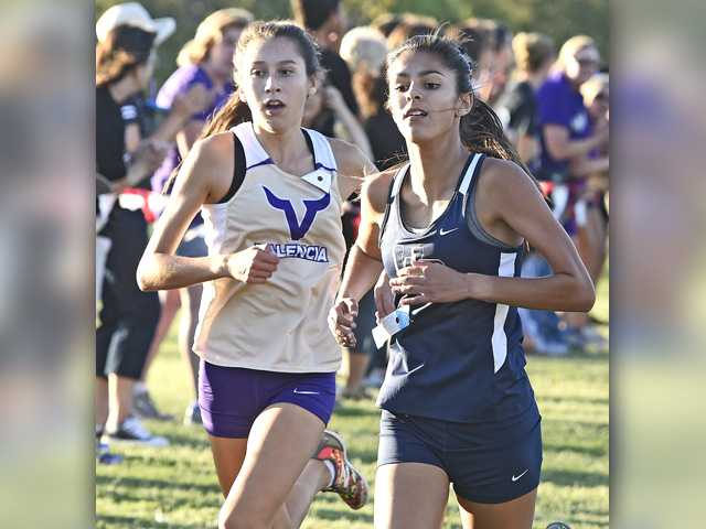 Foothill XC favorites win league openers at Central Park