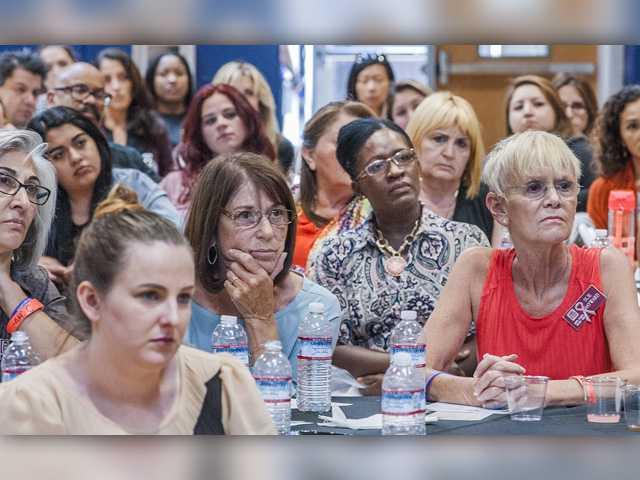 Inaugural Domestic Violence Summit brings community together