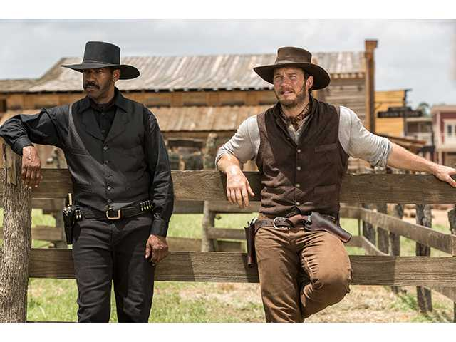 'Magnificent Seven' rides Denzel's star power to $35M debut