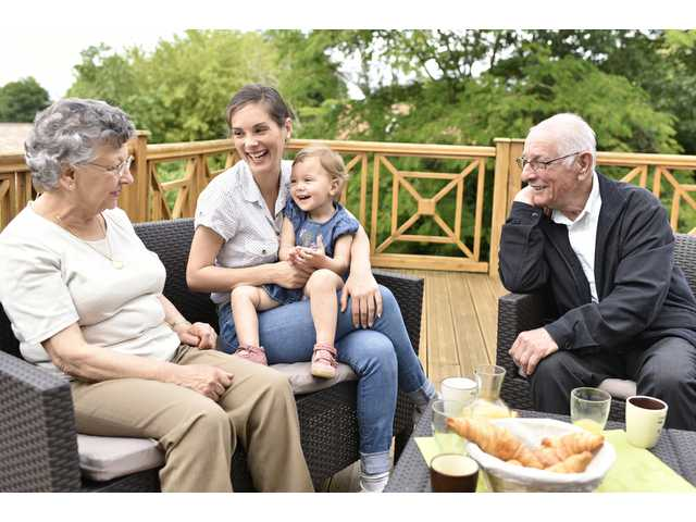 6 reasons you should visit your grandparents