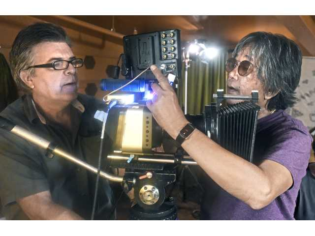 Veterans and others train for film industry jobs at LIMS Studio