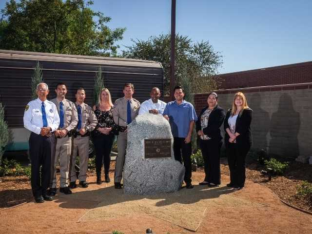 CHP memorial to honor fallen officers gets a remodel