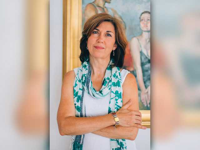 Artist Julie Snyder, will judge the art competition at the 27th celebration of the SCAA 'Art Classic Gala' on Saturday, October 15, at William S. Hart Park in Newhall. Courtesy photo