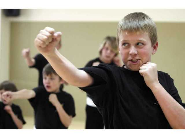 Life Skills through Martial Arts