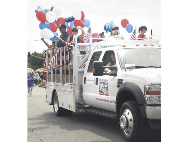The Signal has beena longtime supporter of the Santa Clarita Fourth of July parade in Newhall.